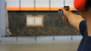 Sign up today for you First steps class in Olympic pistol
