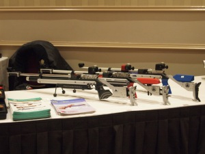 Canadian Airgun Grand Prix 2012/ Air Rifles