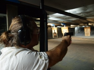 Bonus item. One hour at tactical (combat style)  shooting range.