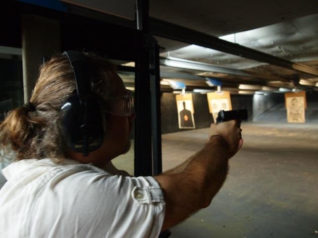 Police Pistol Combat Competition Crash Course with Ruslan Dyatlov.