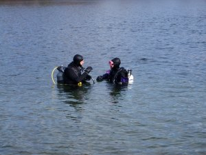 What we can learn from the SCUBA experience? Ruslan Dyatlov PADI Certified SCUBA Diver.