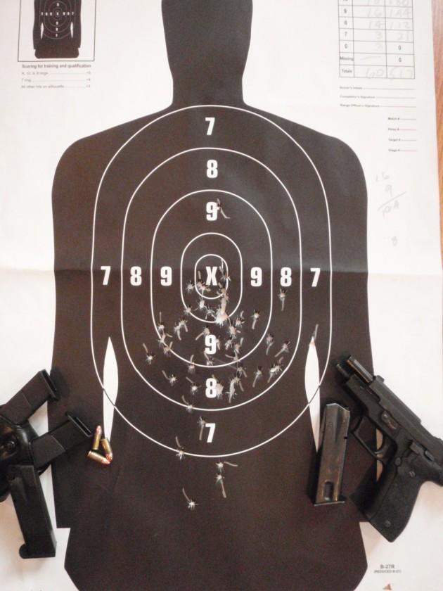 Police Pistol Combat Match