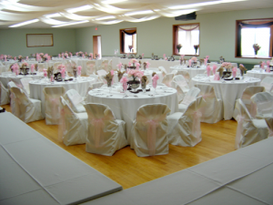 Fenton club Banquet Hall