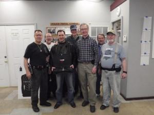 Oakland County Sportsman's Club / Police Pistol Combat Practice