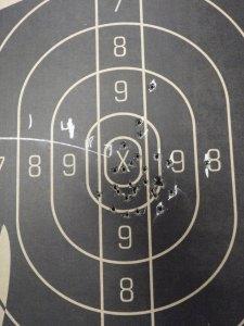 My Third PPC (Police Pistol Combat Match).