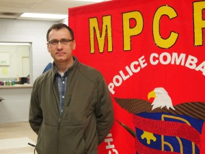 Ruslan Dyatlov at the Michigan State Police Pistol Combat Championship (MPCPA State Championships - April 6 - 7, 2013)