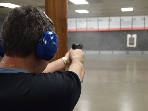 Private Lessons with Ruslan Dyatlov of Police Pistol Combat Course