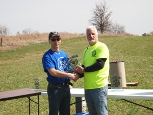 Ruslan Dyatlov First place. HIM 3rd ANNUAL Target Shooting Pistol Competitions