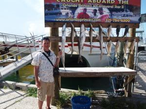Deep Sea Fishing at Cape Canaveral Florida 2013/ Ruslan Dyatlov