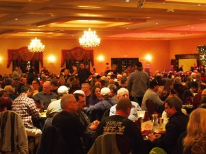The banquet is as much fun as the PPC Match at 2014 28 Annual PPC Match Taylor, Michigan !