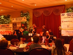 28th Annual Taylor Indoor PPC Match Banquet at Crystal Gardens
