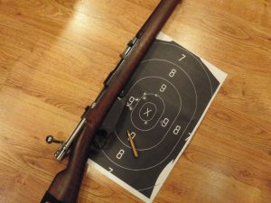 My first experience with Argentine 1891 Mauser 7,65mm