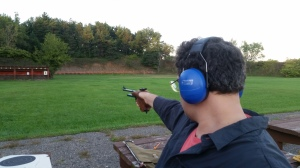 Intermediate Level Competitive Pistol with Ruslan. ISSF (Free Pistol, Air Pistol, PPC Police Pistol Combat)