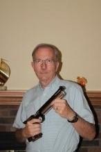 10 Meter Air pistol Shooting - a newbie's perspective