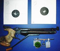Ruslan Dyatlov-AP-targets with IZH46M