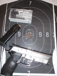 PPC/Olympic Pistol/ ISSF